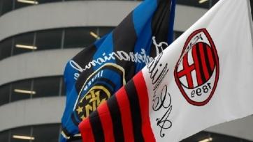 «Интер» - «Милан»: объявлены стартовые составы