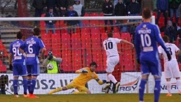 Киевское «Динамо» одержало волевую победу в Луцке