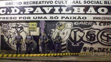 В Сан-Паулу расстреляли фанов «Коринтианса»