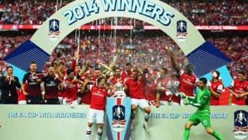 «Арсенал» может поставить кубковый рекорд в Англии