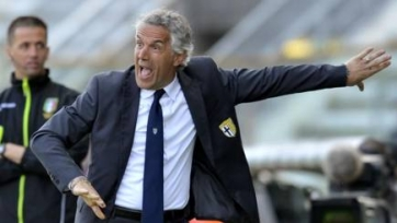 Роберто Донадони: «Парма» не должна закончить сезон последней»