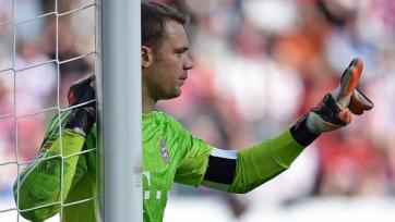 Мануэль Нойер назвал матч против «Порту» главным в сезоне