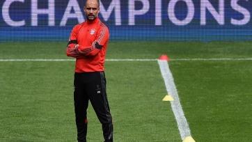 Гвардиола: «Не сомневаюсь, что завтра мои футболисты воспользуются своими шансами»