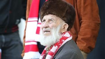 Отто Фишер вновь посетит поединок с участием «Спартака»