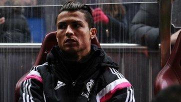 Анчелотти: «Роналду очень требователен по отношению к себе»