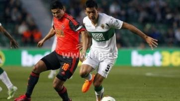 «Эльче» обыграл «Реал Сосьедад»