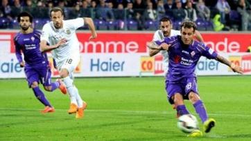 «Фиорентина» в этом сезоне не забила ни одного пенальти в Серии А