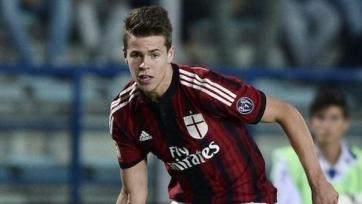 «Милан» пытается снизить цену за ван Гинкела