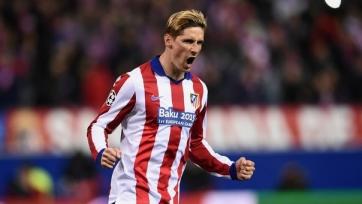 Торрес: «Хочу выиграть трофей в составе «Атлетико»