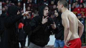 Фанаты софийского ЦСКА не хотят, чтобы футболисты позорили цвета их клуба