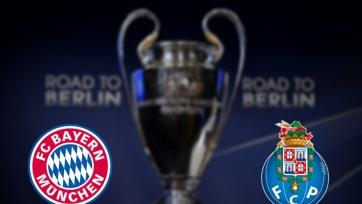 «Бавария» - «Порту»: составы оглашены
