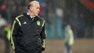 Дель Боске: «В составе испанских грандов играет мало испанцев и это проблема»
