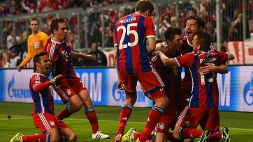 «Бавария» поставила «Порту» на место
