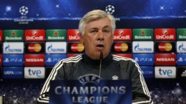 Анчелотти считает, что в «Реале» собраны сильнейшие игроки