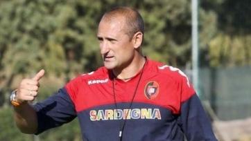Феста доработает с «Кальяри» до конца сезона