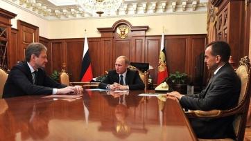 «Кубань» остается без своего президента
