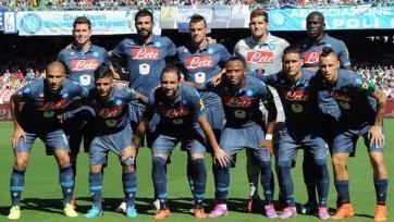 «Наполи» несет потери накануне матча Лиги Европы