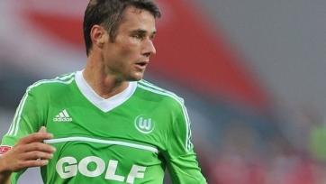 Кристиан Трёш остается в «Вольфсбурге»