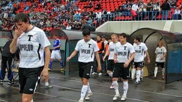 Футболисты «Торпедо» четыре месяца не получают зарплату