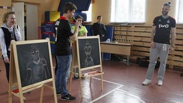 Денис Анисимов и Илья Абаев встретились с московскими школьниками