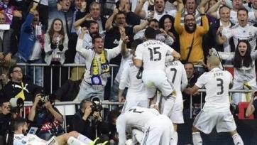 «Реал» вышел в полуфинал ЛЧ в пятый раз кряду