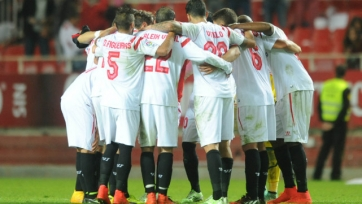«Севилья» объявила стартовый состав на матч с «Зенитом»