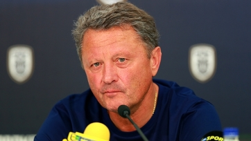Мирон Маркевич: «На нас не ставили, а мы в полуфинале»