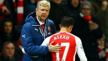 Санчес: «Хочется помочь «Арсеналу» выиграть трофей»