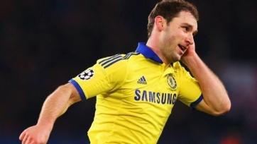 «Челси» ведет переговоры с Ивановичем по новому контракту