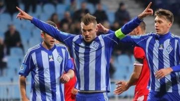 «Тоттенхэм» внимательно следит за двумя игрока киевского «Динамо»