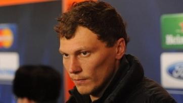 Пятов: «В матче с «Динамо» нас устроит только победа»