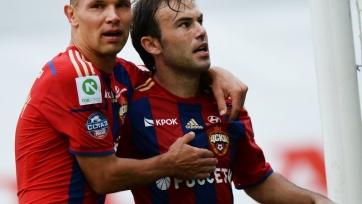 ЦСКА выиграл в дерби с «Торпедо»