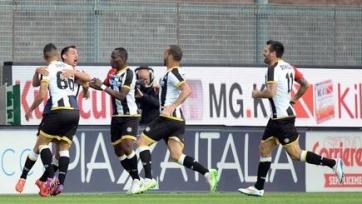 «Удинезе» обыграл «Милан»