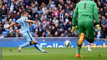 «Манчестер Сити» вырвал победу у «Астон Виллы»