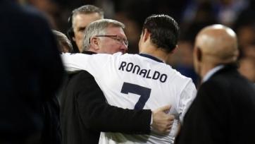 Алекс Фергюсон: «Роналду более универсален, чем Месси»