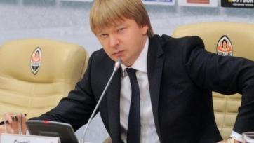 Сергей Палкин поставил под сомнение финансовую чистоту киевского «Динамо»