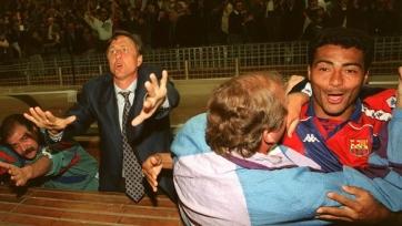 Ромарио: «Для меня Круифф – лучший тренер в мире»