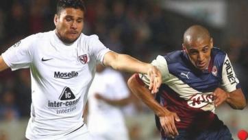 «Бордо» потерял очки в матче с «Метцем»