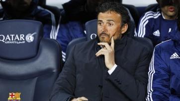Луис Энрике: «Никто не расслабляется, впереди еще пять матчей»