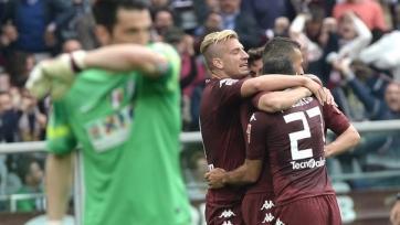 «Торино» взял реванш в Derby della Mole