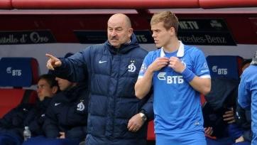 Станислав Черчесов: «Не удивлен тем, что Кокорин забил»