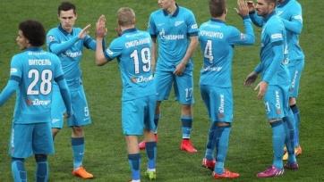 «Зенит» справился с «Арсеналом»