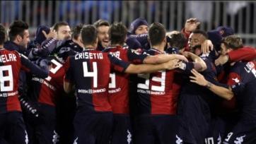 «Кальяри» увозит невероятную победу из Флоренции