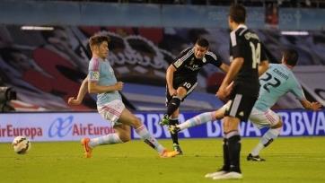 «Сельта» и «Реал» устроили вечер открытого футбола