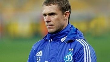 Сергей Ребров: «Счет вполне по игре»