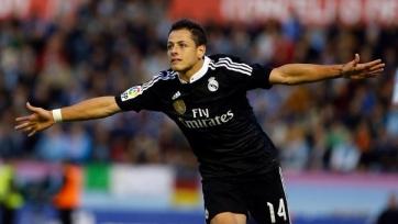 Хавьер Эрнандес счастлив в «Реале»
