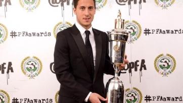 Эден Азар: «Не знаю, если заслужил награду, но игрокам виднее, они разбираются в футболе»