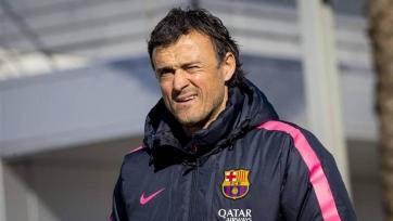 Луис Энрике: «Мы задействуем Вермалена, но пока не знаю в каком матче»