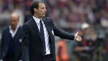 Массимилиано Аллегри все еще переживает поражение в дерби