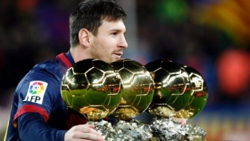 Франц Беккенбауэр: «Месси – бог футбола»